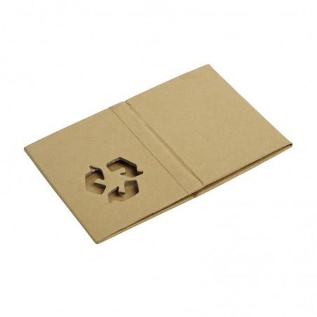 Przybornik na długopisy - Eco - z surowców wtórnych.