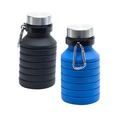 Butelka (bidon) dla sportowców z regulowaną pojemnością 550ml.