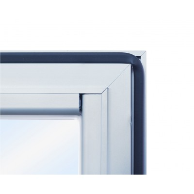 Gablota reklamowa pozioma 100x80x3,5cm.