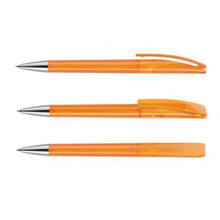 Długopis Evo Transparent + Metal