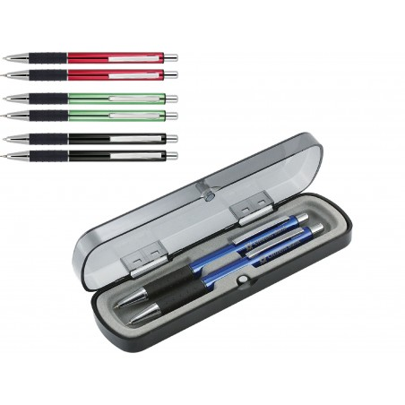 Zestaw długopis+ołówek Egreta