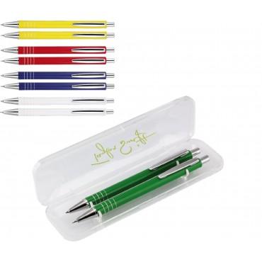 Zestaw długopis+ołówek Torisa