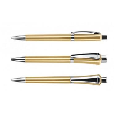 Długopis Optimus Satin Metal Clip