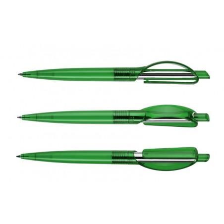Długopis Doppio Transparent