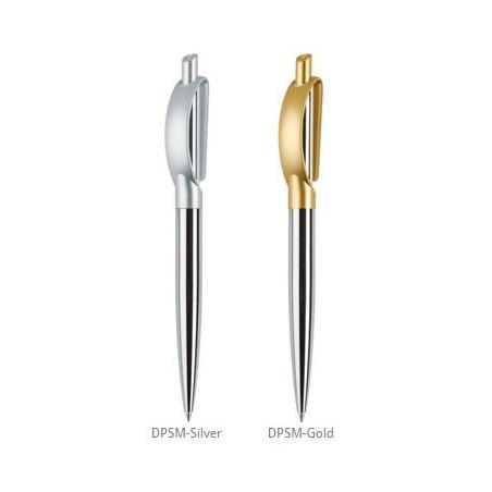 Długopis Doppio Metal + Satin