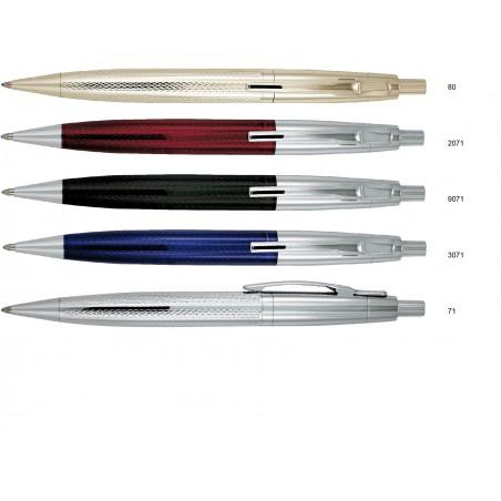 Luksusowy metalowy długopis Abdon