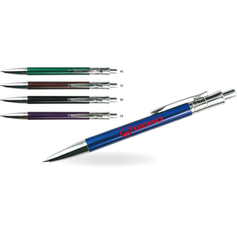 Długopis metalowy Kimby