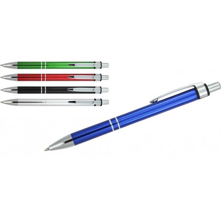 Długopis metalowy Jasper - końcówka produktu.