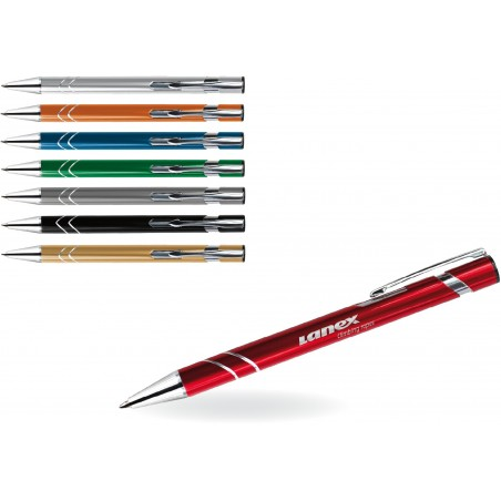 Długopis aluminiowy Moela