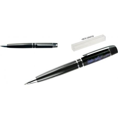 Metalowy długopis w ozdobnym opakowaniu Turpis