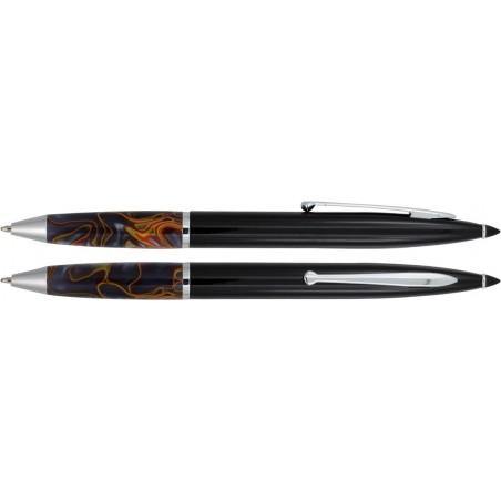 Metalowy długopis w ozdobnym opakowaniu Belis