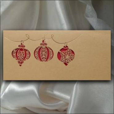 Kartka świąteczna | K550 z białą kopertą