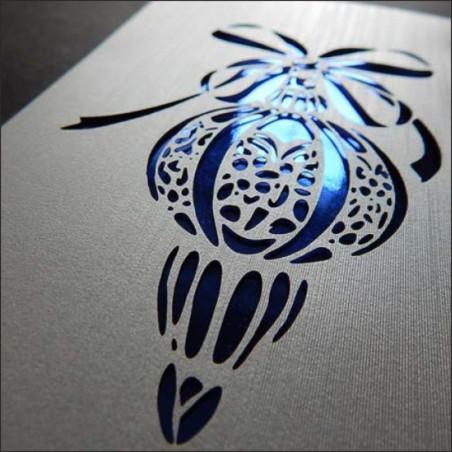 Kartka swiateczna | K549 z białą kopertą