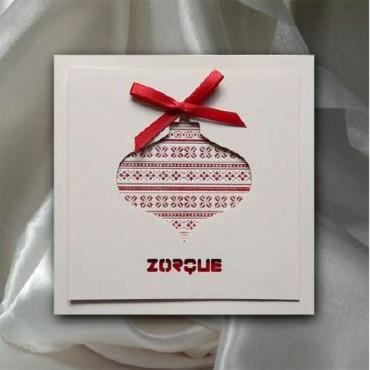 Kartka świąteczna - K528 z białą kopertą