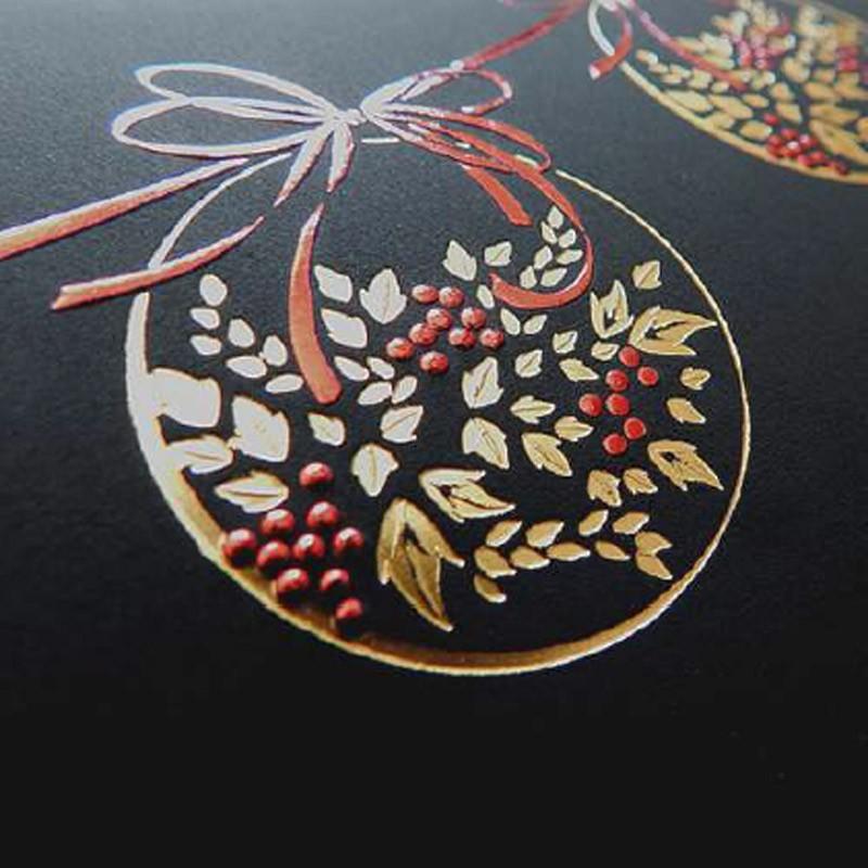 Kartka świąteczna | K522 z białą kopertą