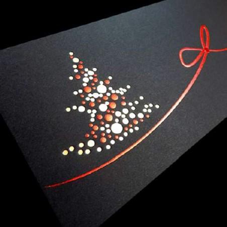 Kartka świateczną | K514 z białą kopertą