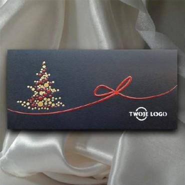 Kartka świąteczna - K514 z białą kopertą