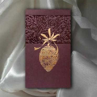 Kartka świąteczna | K545 z białą kopertą