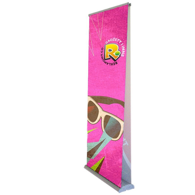Roll-Up Two-Side 100x200 cm