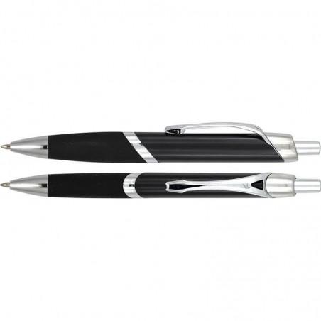 Długopis plastikowo-metalowy HOCUS BP 2182 C