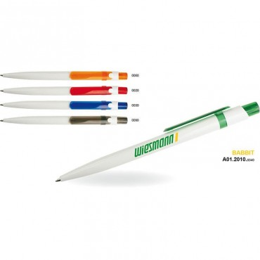 Długopis plastikowy BABBIT