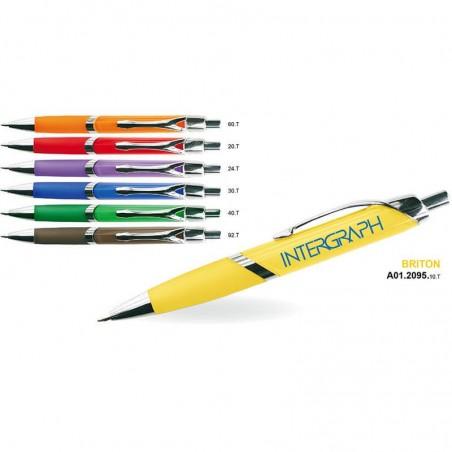 Długopis plastikowo-metalowy BRITON