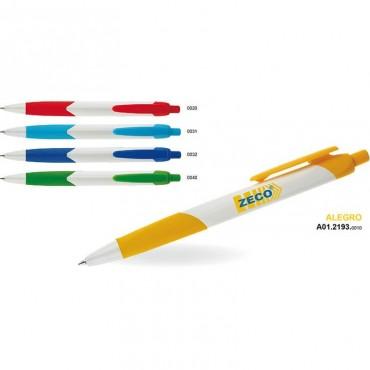 Długopis plastikowy ALEGRO WZ 2055