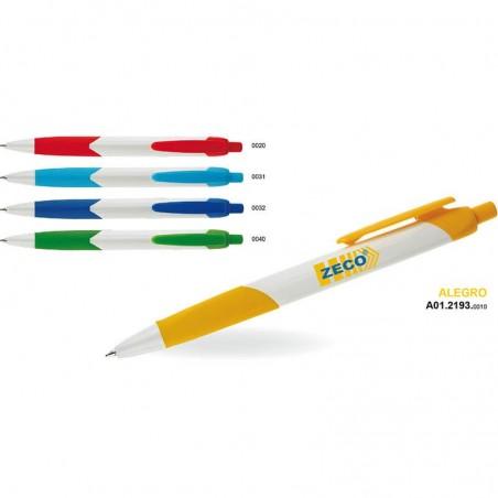 Długopis plastikowy ALEGRO