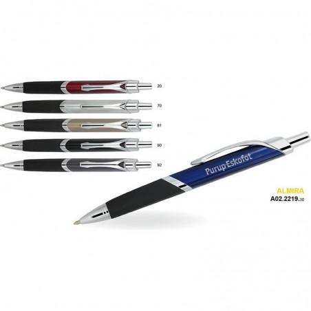 Długopis metalowy ALMIRA