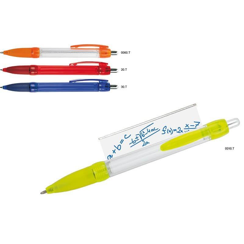 Długopis plastikowy ETON FF 008