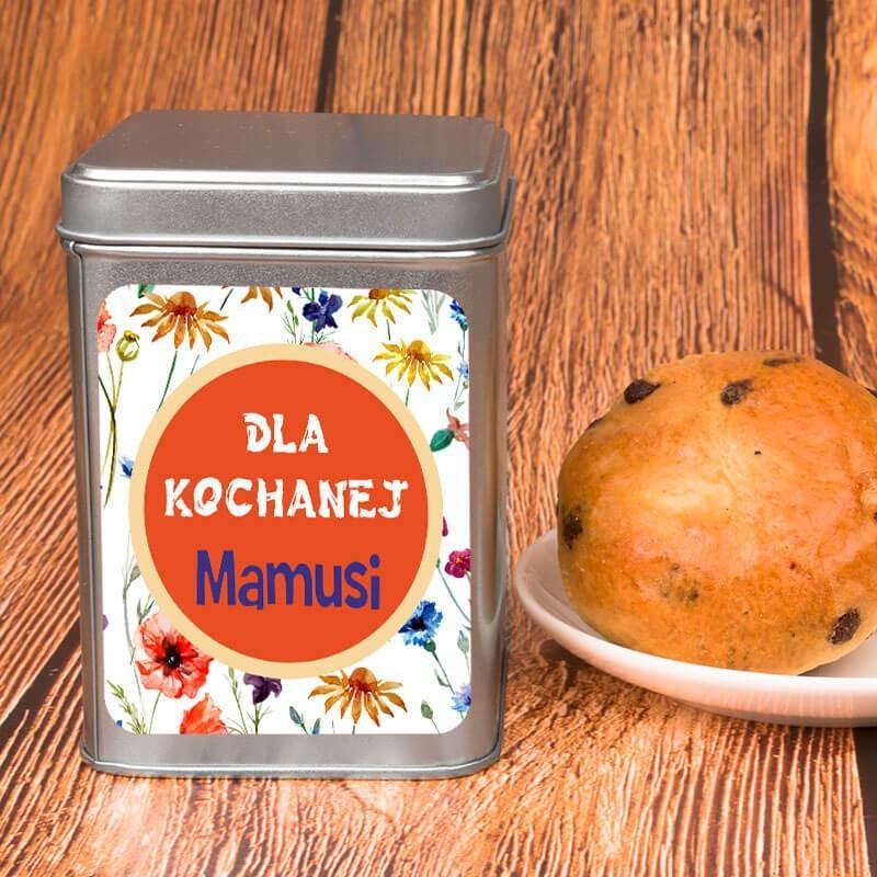 "Personalizowana herbata ""Dla kochanej Mamusi""."